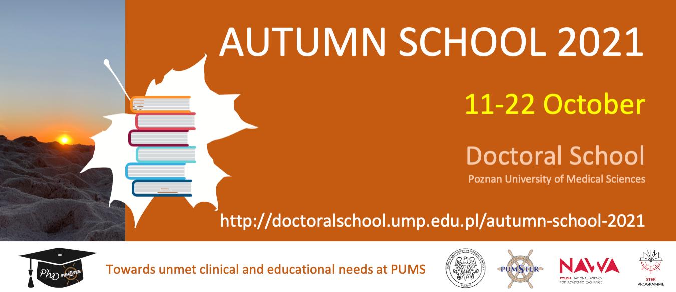Szkoła Jesienna - Autumn School 2021